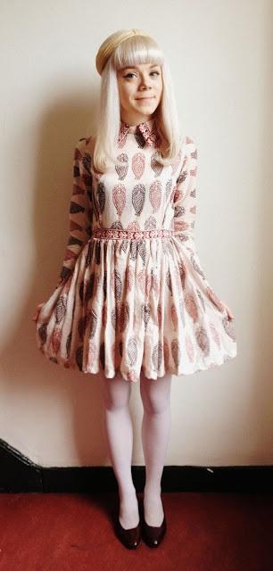Collar Dress by schwurlie