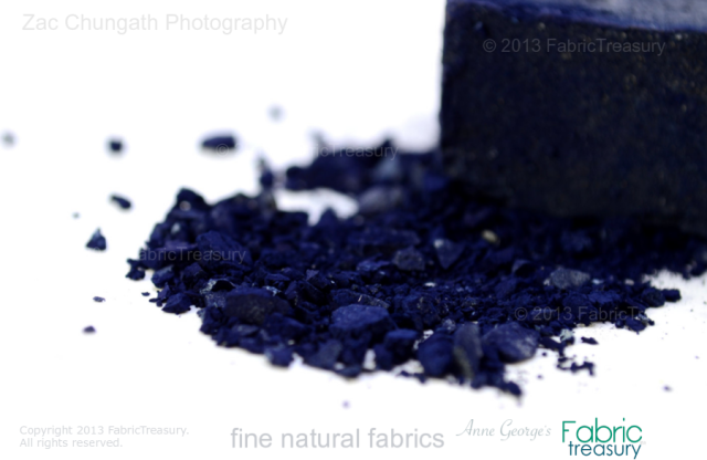 INDIGO TINCTORIA – The color of ancients. Photographed by Zac Chungath