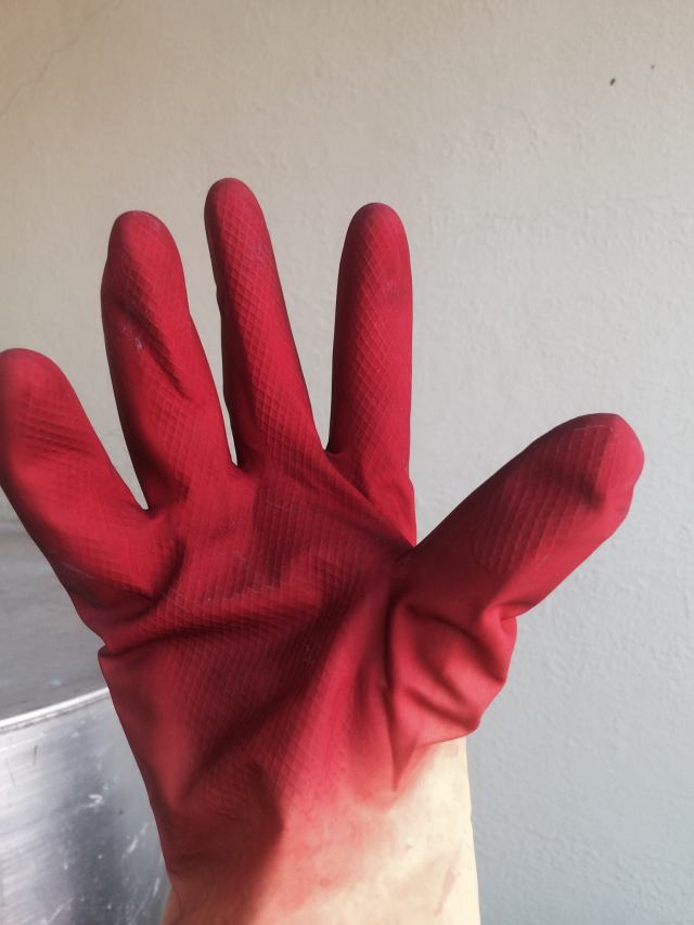 my madder stained gloves - annegeorges.com